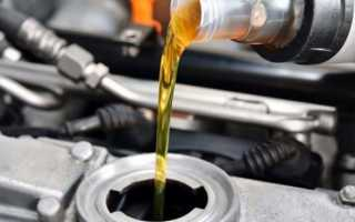 Дэу Матиз: самостоятельная замена масла в двигателе