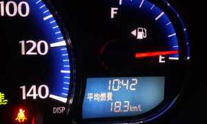 Отзыв: Дайхатсу Мув расход топлива