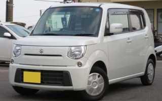 Suzuki MR Wagon 4WD 2013: небольшой отзыв владельца
