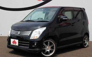 Отзыв о покупке и эксплуатации Suzuki Wagon R