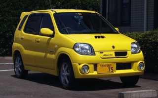 Suzuki Kei — яркий представитель семейства микролитражек Японии