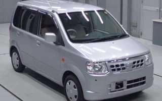 Отзыв владельца: Nissan Otti 2005