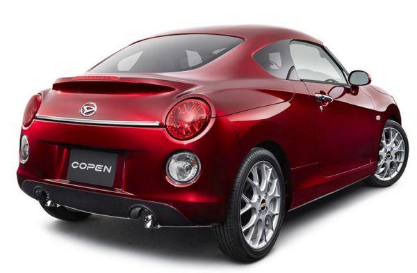 Daihatsu Copen Concepts