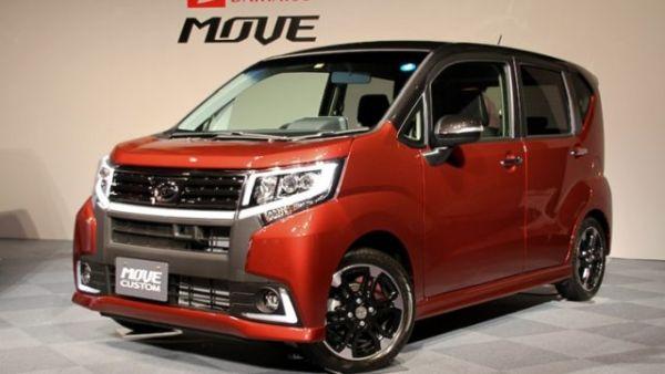 Daihatsu Move 2018