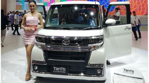 Daihatsu Tanto 2018