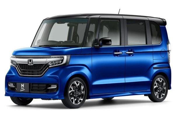 Honda N-BOX 2018