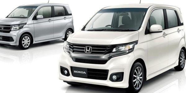 Honda N-WGN 2018