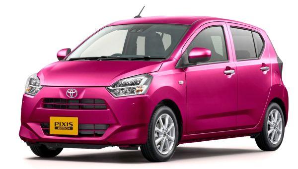 Toyota Pixis 2018