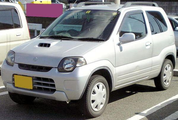 Suzuki Kei 1998