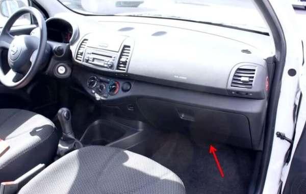 Nissan Micra cabin filter