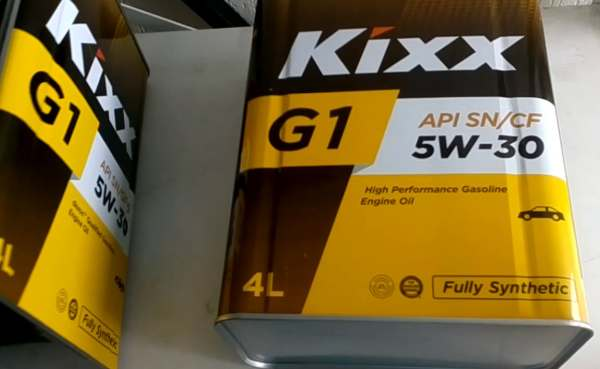 Kixx G1