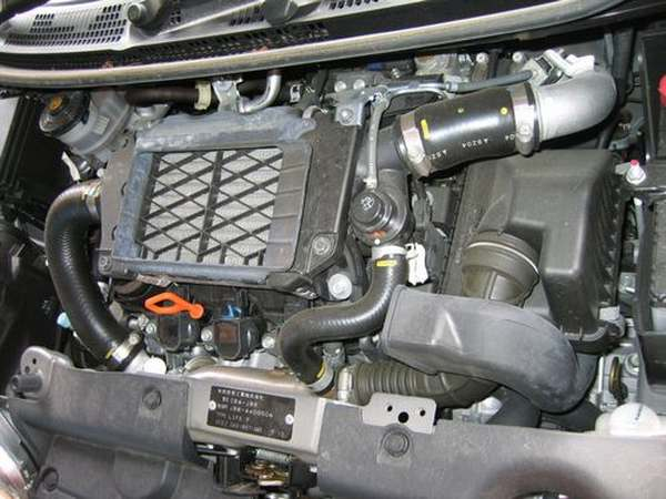 P07A turbo