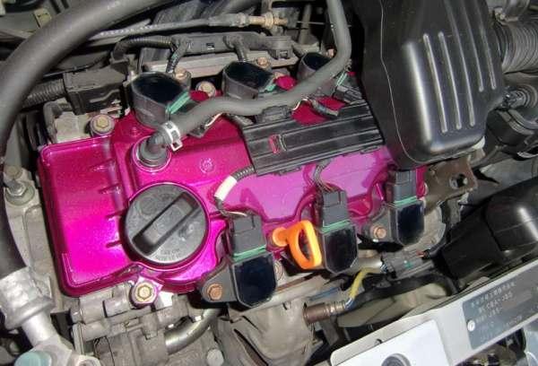 двигатель P07A