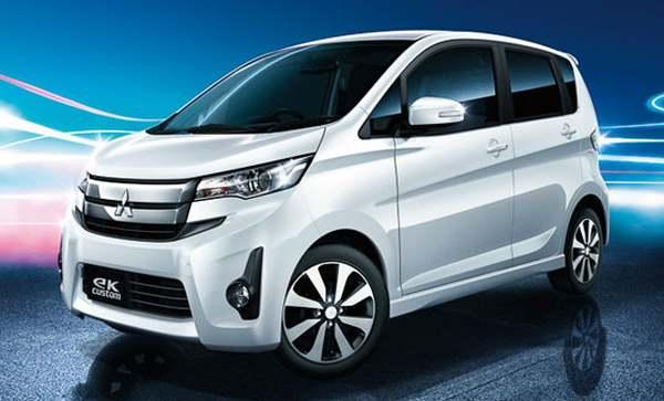 Mitsubishi eK-Wagon