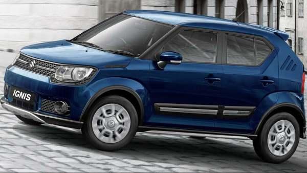 Suzuki Ignis 2019