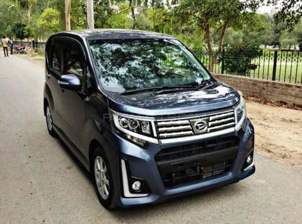 Daihatsu Move 2016