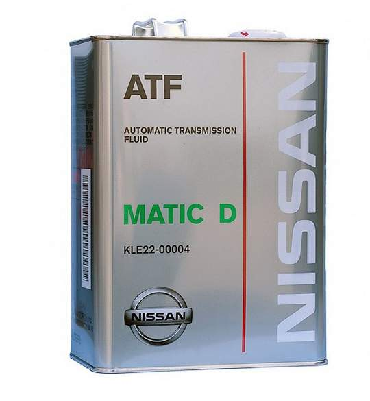 Nissan AT-Matic D